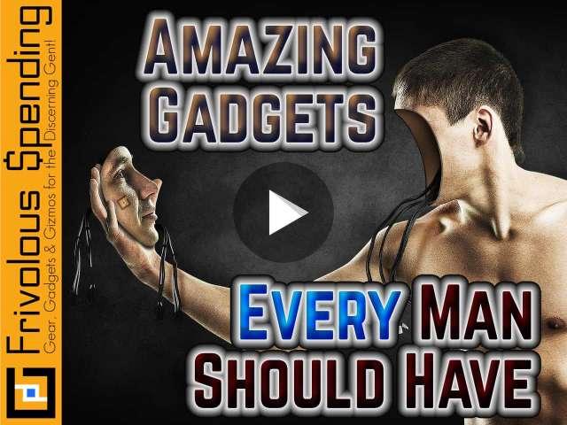 Frivolous Spending   Gear, Gadgets & Gizmos for the Discerning Geek