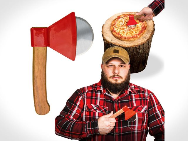 Ax Pizza Cutter
