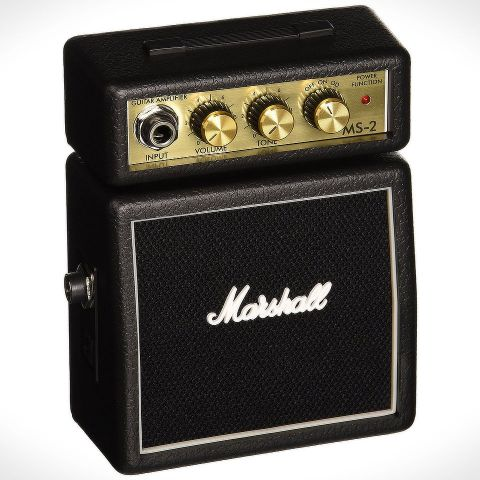 Marshall MS-2 Half-Stack Micro Amplifier Front