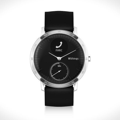 Withings Steel HR Activity Watch